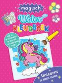 Waterkleurboek-Unicorns