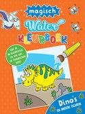 Waterkleurboek-Dinos